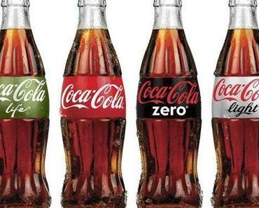 Coca Cola wird grün