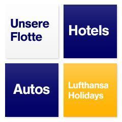 Lufthansa vs. Ritter Sport