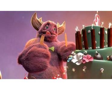 Kurzfilm 'BIG GAME' – Geburtstagsparty eines einsamen Monsters