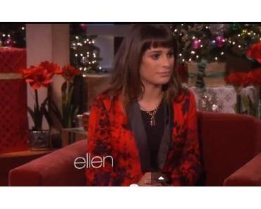 Lea Michele über ihre Trauer um Cory Monteith