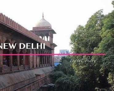 POSTCARDS: NEW DELHI TRAVEL DIARY