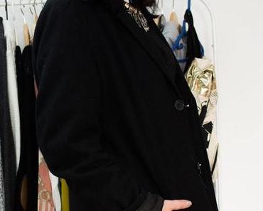 Outfit: Der Boyfriend Coat
