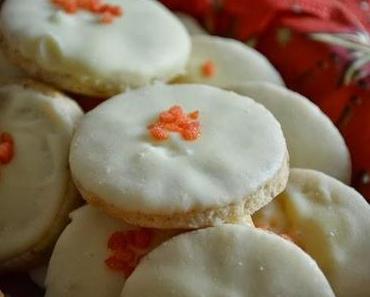 Orangen Kekse