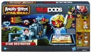 Angry Birds Star Wars Telepods Star Destroyer Battle Spiel von Hasbro