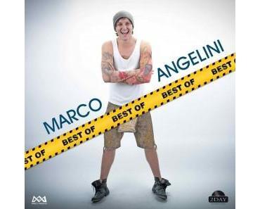 Marco Angelini zeigt Bein bei Dancing Stars