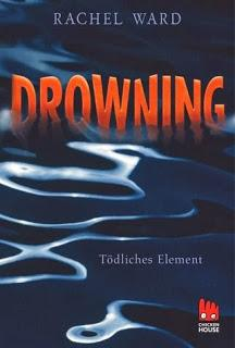Book in the post box: Drowning - Tödliches Element