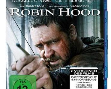 Kritik - Robin Hood 2010