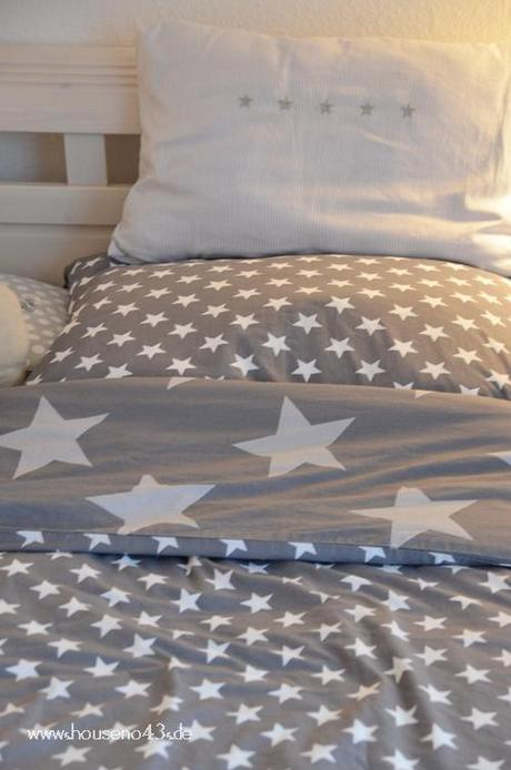 in Sternen gebettet - stars bed clothes