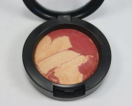 MAC Tropical Taboo • Mineralize Blush Simmer