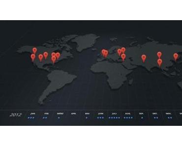 Google 2013: Top 3 Suchbegriffe in 16 Kategorien