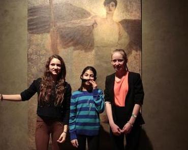 Unsere jüngsten Museumsexperten: Team Stuck