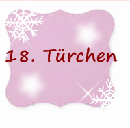 Blog-Adventskalender - 18. Türchen