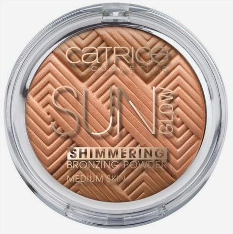 catrice sun glow shimmering bronzing powder lala berlin loves catrice