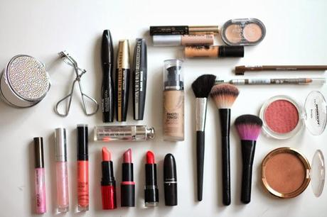 Whats in my Beauty Bag?