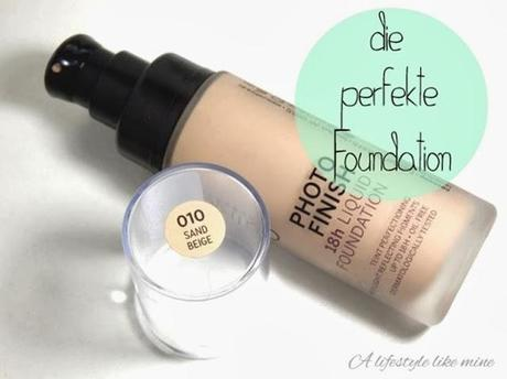 PERFEKT FÜR DEN WINTER: CATRICE PHOTO FINISH FOUNDATION