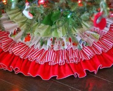 Weihnachtsbaum- Decken