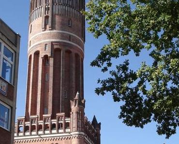 Der Wasserturm in Lüneburg
