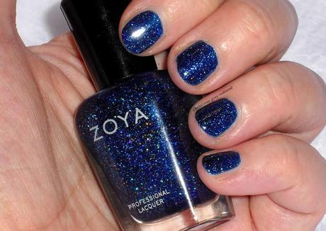 Zoya Zenith Holiday Winter Collection 2013 - Dream