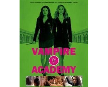 Trailer - Vampire Academy