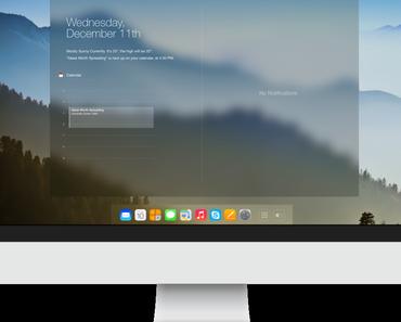 [Konzepte] Apple iTV und OS X 11 mit iOS 7-Interface