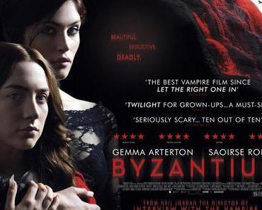 Review: BYZANTIUM - Die Bürde der Unsterblichkeit