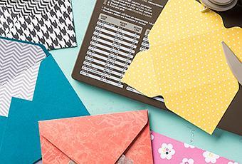 berechnung f r boxen mit dem envelope punchboard. Black Bedroom Furniture Sets. Home Design Ideas