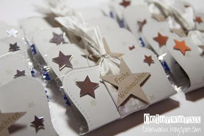kleine verpackungen zu weihnachten mit stampin up. Black Bedroom Furniture Sets. Home Design Ideas