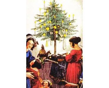 Geschichtliches vom Christbaum …
