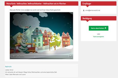 Weihnachtsgr e verschicken kostenlose weihnachts ecards - Kisseo weihnachtskarten ...