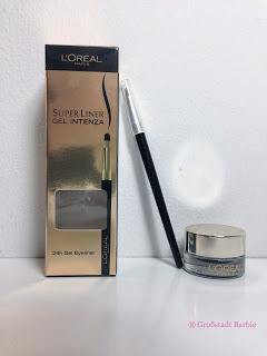 [Im Test] L´ORÉAL Super Liner Gel Intenza