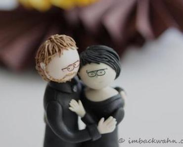 [Hochzeit] Gastbeitrag von Tortenfiguren.at