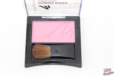 Manhattan Powder Rouge 'purple me on & bubblegum' *Review*