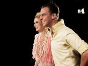 Witz und Wahn mit Gatsby im Volkstheater