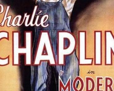 Review: MODERNE ZEITEN – Chaplins Satire über Kapitalismus, Industrialisierung und den Tonfilm