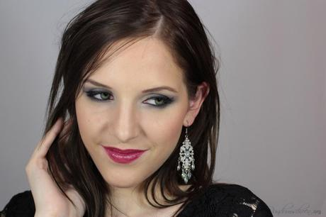 Christmas Look 3 – Silvester Party