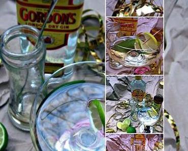 Klassischer Cocktail - Gimlet...