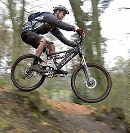 sport mountain bike