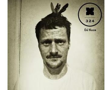 Jahresausklang: DJ Koze - XLR8R Podcast #324
