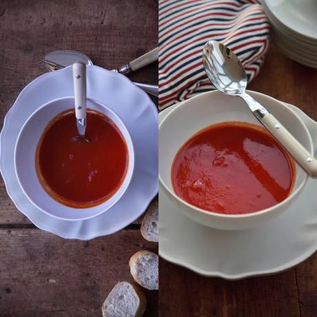 Tomaten Suppe + Shutters