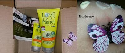 Love Your Planet Naturkosmetik