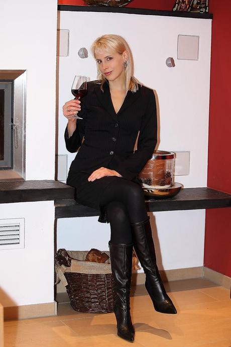 mein outfit zum lunch und dinner happy 2014. Black Bedroom Furniture Sets. Home Design Ideas
