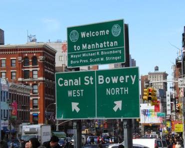 New Yorks DNA