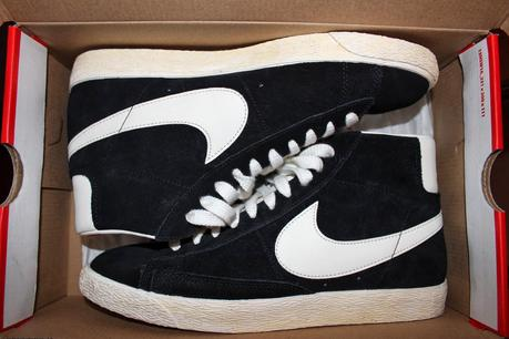 New In - Nike Blazer Vintage High