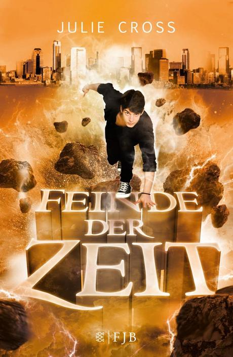 Julie Cross- Feinde der Zeit (Rezension)