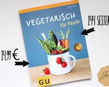 [Ni] Vegetarisch für Faule {Kochbuchrezension}