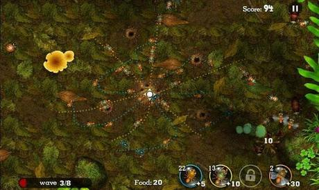 Anthill – Tower-Defense trifft auf Ameisenstaat