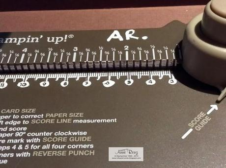 Envelope Punch Board - Tipps...