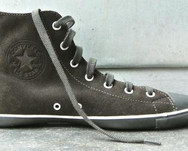 #Converse Chucks CT Lights 512634 Wildleder Grau Limited Edition