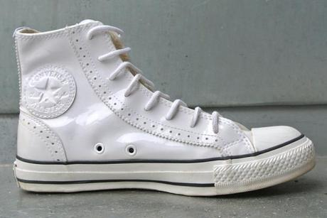 Converse Chucks 1B347 Lack Weiss Anime Hentai Cosplay Limited Japan Edition