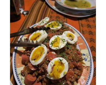 Bolivianisches Essen